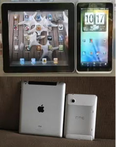 IPAD2 VS FLYER
